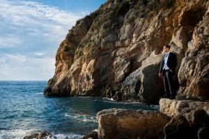 Album postboda Carlos Funes para Victor y Marta de Granada