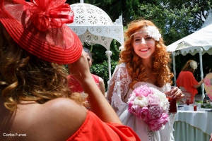 fotografía de la celebración de boda de Isabel. Carlos Funes