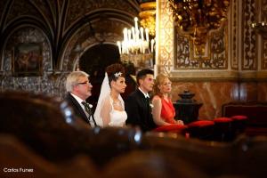 Ceremonia de boda de Jessica y Carlos