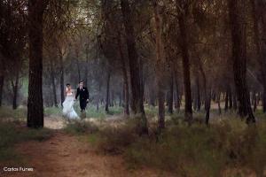 Boda de Jessica y Carlos en Granada. Fotografía de Carlos Funes.