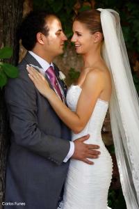 Sesión de boda de Pilar e Israel. Fotos de bodas en La Alhmabra