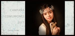 Campaña de comuniones 2017. Estudio de fotografía en Granada. Carlos Funes. El mejor fotógrafo de Comunión.