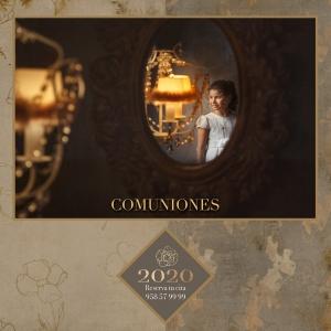 Campaña de comuniones 2020.Fotógrafo comuniones en Granada. Carlos Funes.