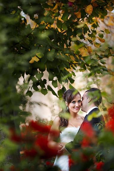 fotografía de novios boda vintage romántica. Servicio de fotógrafo de boda.