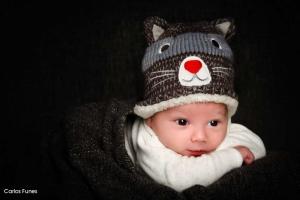Dulce sesión de fotos con nuestro pequeño Enzo como protagonista