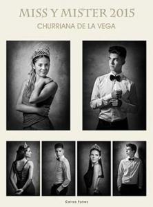 Fotos Miss y Mister Fiestas Churriana de la Vega 2015. Fotografías realizadas por Carlos Funes, fotógrafo Granada