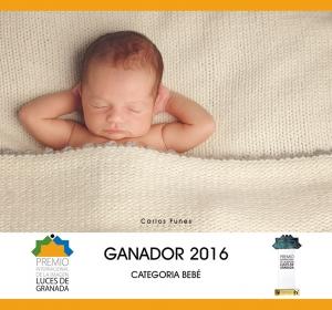Foto Ganadora al PREMIO INTERNACIONAL LUCES DE GRANADA. Fotógrafo Carlos Funes.