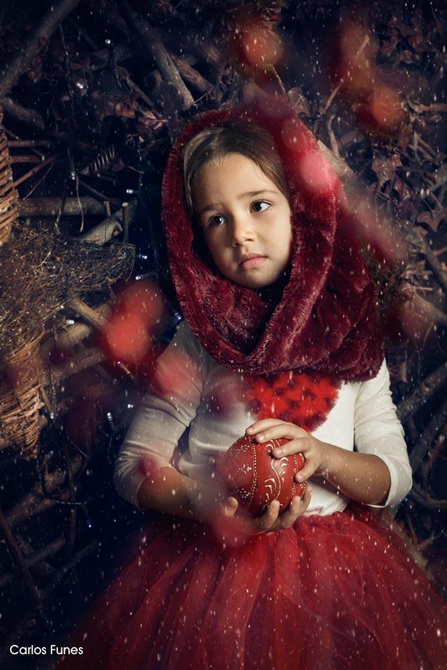 Campaña de Navidad 2017. Las mini sesiones fotográficas de Carlos Funes